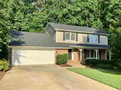 Spartanburg Single Family Home For Sale: 129 Bagwell Farm Road