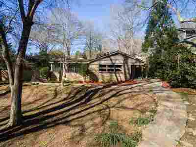 Spartanburg Single Family Home For Sale: 915 Brentwood Drive