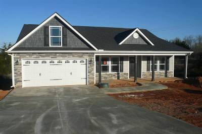 Inman Single Family Home For Sale: 312 Gleaner Dr