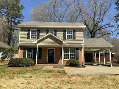 Spartanburg Single Family Home For Sale: 364 Old Petrie Road