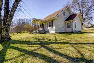 Inman Single Family Home For Sale: 130 Jackson Road