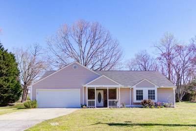 Piedmont Single Family Home For Sale: 129 Cool Meadows Drive