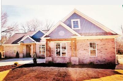 Taylors Single Family Home For Sale: 1 Masonbuilt Drive