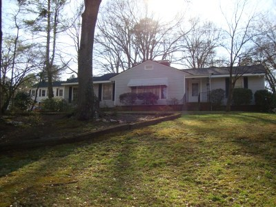Spartanburg Single Family Home For Sale: 124 Brookside Road