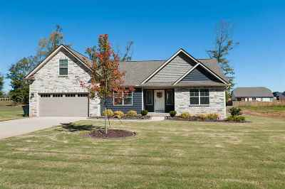 Inman Single Family Home For Sale: 256 Woodcrest Ct.