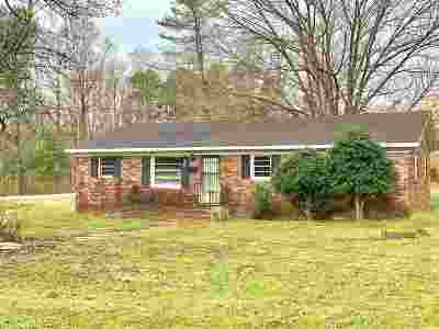 Spartanburg Single Family Home For Sale: 190 Leawood Drive