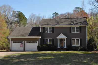 Spartanburg Single Family Home For Sale: 304 Green Tree Court