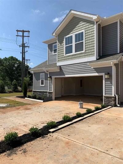 Greer Single Family Home For Sale: 1 Mayfair Station