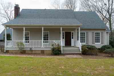 Inman Single Family Home For Sale: 403 Lakewinds Blvd