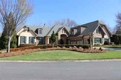 Spartanburg Single Family Home For Sale: 304 Cypress Point Court