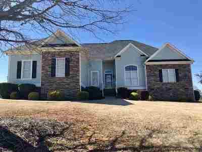 Inman Single Family Home For Sale: E 815 Heathland Dr
