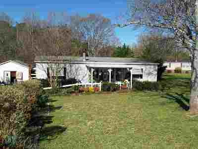 Woodruff Mobile Home For Sale: 215 Deep Pond Ct