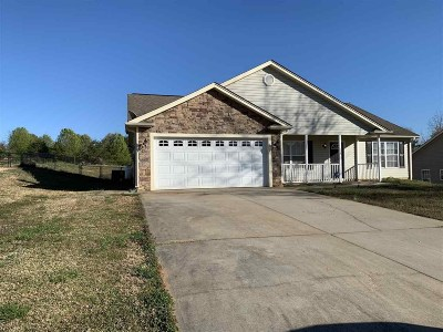 Inman Single Family Home For Sale: 245 Bent River Dr
