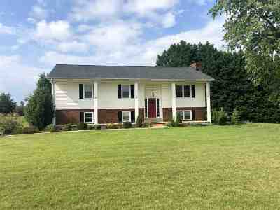Inman Single Family Home For Sale: 177 Lake Front Road