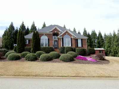 Moore Single Family Home For Sale: 404 Cane Bluff Cove