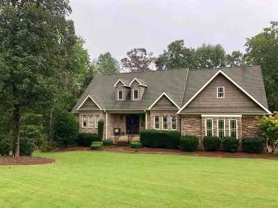 Inman Single Family Home For Sale: 330 Misty Meadows Lane