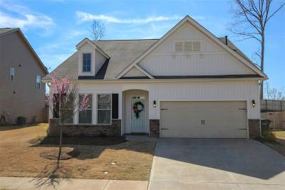 Greer Single Family Home For Sale: 147 Willowbottom Drive