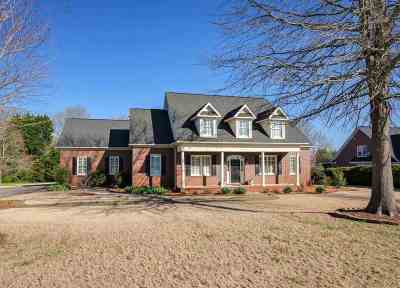 Greer Single Family Home For Sale: 314 Crepe Myrtle Dr