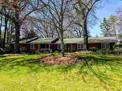 Spartanburg Single Family Home For Sale: 103 Fernbrook Circle