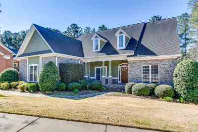 Simpsonville Single Family Home For Sale: 31 Graywood Ct