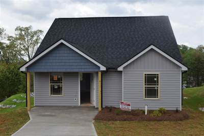 Inman Single Family Home For Sale: 257 Ranier Drive