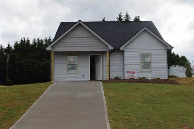 Inman Single Family Home For Sale: 262 Ranier Drive