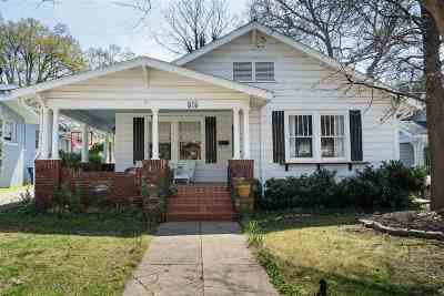 Spartanburg Single Family Home For Sale: 515 Norwood Street