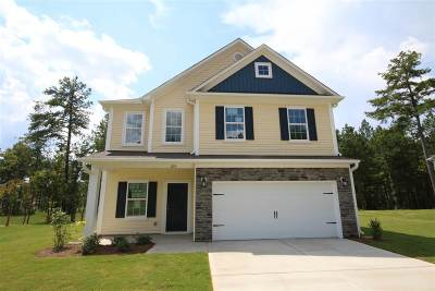 Inman Single Family Home For Sale: 529 Bella Woods Trail, Lot 15