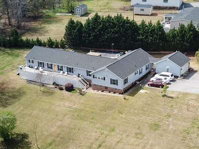 Moore Single Family Home For Sale: 432 West Road
