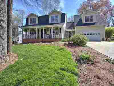 Greer Single Family Home For Sale: 102 Chipping Court