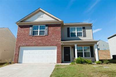 Moore Single Family Home For Sale: 420 Perrysburg Lane