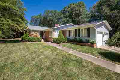 Spartanburg Single Family Home For Sale: 109 Beechwood Drive