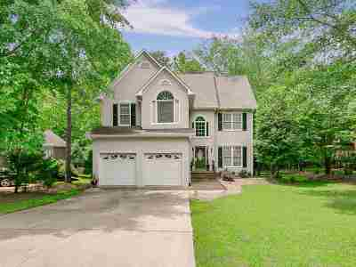 Spartanburg Single Family Home For Sale: 517 Bent Creek Lane