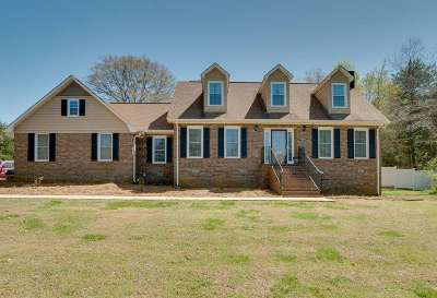 Greenville Single Family Home For Sale: 61 Southwood Drive