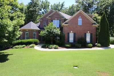 Spartanburg Single Family Home For Sale: 512 Verdae Drive