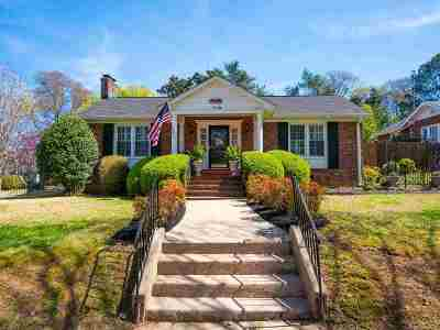 Spartanburg Single Family Home For Sale: 179 Mills Ave