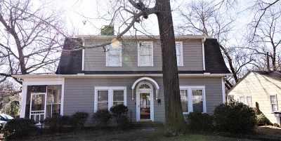 Spartanburg Single Family Home For Sale: 203 S Hampton