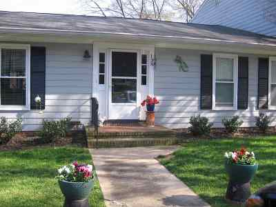 Spartanburg Condo/Townhouse For Sale: 138 Highridge Dr