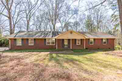 Inman Single Family Home For Sale: 140 Overdale Road