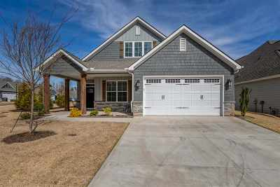 Greer Single Family Home For Sale: 694 Ponden