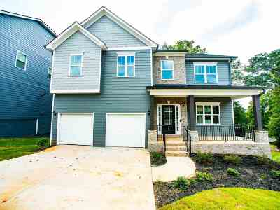 Greer Single Family Home For Sale: 581 Allenton Way