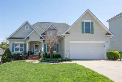 Greer Single Family Home For Sale: 6 Glencreek