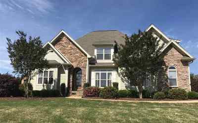 Lyman Single Family Home For Sale: 392 Reflection Drive