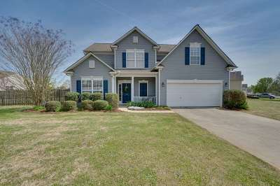 Greer Single Family Home For Sale: 725 Golden Tanager Ct