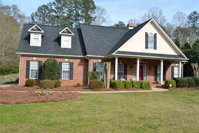 Spartanburg Single Family Home For Sale: 552 Old Iron Works Road