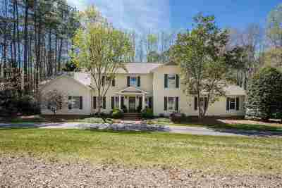 Spartanburg Single Family Home For Sale: 10 Four Mile Branch Lane