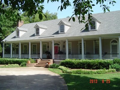 Spartanburg Single Family Home For Sale: 125 Edgecombe Rd