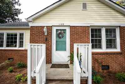 Lyman Single Family Home For Sale: 1125 Old Spartanburg Highway