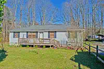 Simpsonville Single Family Home For Sale: 616 Highway 14