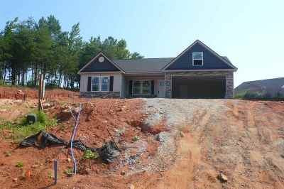 Inman Single Family Home For Sale: 154 Harvest Ridge Dr